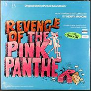 Henry Mancini, Revenge Of The Pink Panther [OST] (LP)
