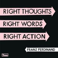 franz ferdinand right thoughts lp amoeba