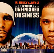 R. Kelly, Unfinished Business (LP)