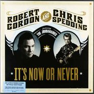 Robert Gordon, It's Now Or Never [180 Gram Vinyl] (LP)