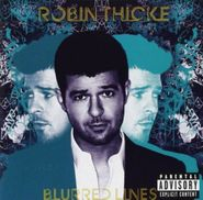 Robin Thicke, Blurred Lines [Deluxe Edition] (CD)