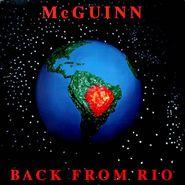 Roger McGuinn, Back From Rio (CD)