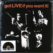 """The Rolling Stones, Got LIVE If You Want It! [BLACK FRIDAY] (7"""")"""