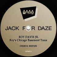 "Roy Davis Jr., Roy's Chicago Basement Traxx (12"")"