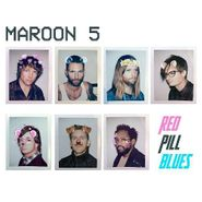 Maroon 5, Red Pill Blues (CD)