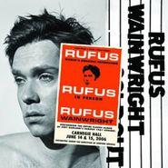Rufus Wainwright, Rufus Does Judy At Carnegie Hall (CD)