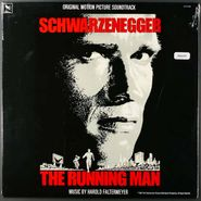 Harold Faltermeyer, The Running Man [Score] (LP)