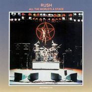 Rush, All The World's A Stage [Remastered] (CD)