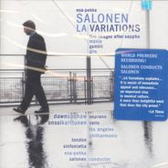 Esa-Pekka Salonen, Salonen: LA Variations / Five Images After Sappho / Mania / Gambit / Giro (CD)