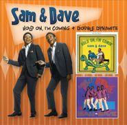 Sam & Dave, Hold On, I'm Comin' / Double Dynamite [Plus Bonus Tracks] (CD)