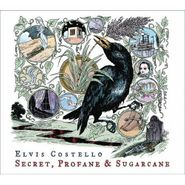 Elvis Costello, Secret, Profane & Sugarcane (LP)