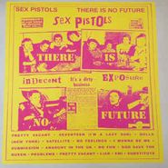 Sex Pistols, There Is No Future (CD)