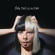 Sia, This Is Acting (CD)