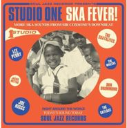 Various Artists, Studio One Ska Fever! - More Ska Sounds From Sir Coxsone's Downbeat (LP)