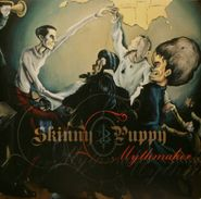 Skinny Puppy, Mythmaker [Import, Colored Vinyl] (LP)