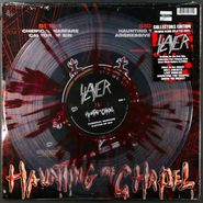 "Slayer, Haunting The Chapel EP [Clear with Red Blood Splatter Vinyl] (12"")"