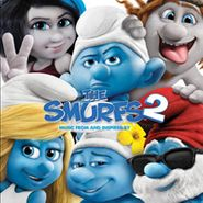 Various Artists, Smurfs 2: Music From & Inspired By [OST] (CD)