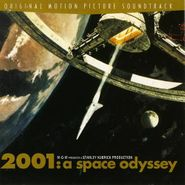 Various Artists, 2001: A Space Odyssey [Score] (CD)