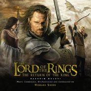 Howard Shore, The Lord of the Rings: The Return of the King [Score] (CD)