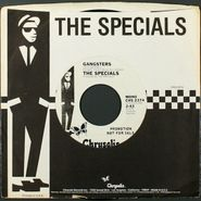 """The Specials, Gangsters [Promo] (7"""")"""