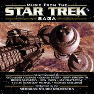 Meridian Studio Ensemble And Singers, Music From The Star Trek Saga (CD)