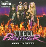 Steel Panther, Feel The Steel (CD)