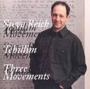 London Symphony Orchestra, Steve Reich: Tehillim / Three Movements (CD)
