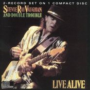 Stevie Ray Vaughan And Double Trouble, Live Alive (CD)