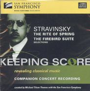 Igor Stravinsky, Stravinsky: The Rite of Spring / Firebird Suite (Selections) (CD)