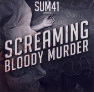 Sum 41, Screaming Bloody Murder (CD)
