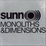 Sunn O))), Monoliths & Dimensions (CD)