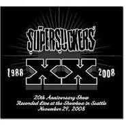 The Supersuckers, Supersuckers XX (1988-2008): 20th Anniversary Show (CD)