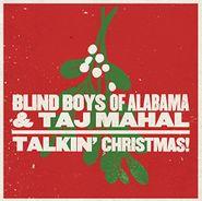 The Blind Boys Of Alabama, Talkin' Christmas! (CD)