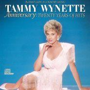Tammy Wynette, Anniversary: Twenty Years Of Hits (CD)