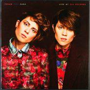 """Tegan And Sara, Live At Zia Records [Record Store Day Aqua Blue Vinyl] (12"""")"""