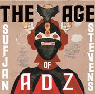 Sufjan Stevens, The Age of ADZ (CD)