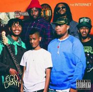 The Internet, Ego Death (CD)