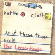 The Lemonheads, Car Button Cloth (CD)