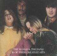 The Mamas & The Papas, 16 Of Their Greatest Hits (CD)