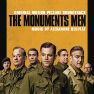 Alexandre Desplat, The Monuments Men [Score] (CD)