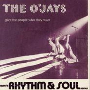 The O'Jays, Give The People What They Want (CD)