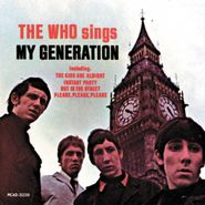The Who, The Who Sings My Generation (CD)