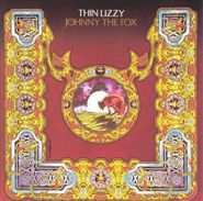 Thin Lizzy, Johnny The Fox (CD)