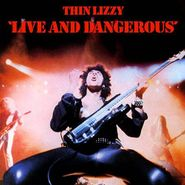 Thin Lizzy, Live And Dangerous (CD)