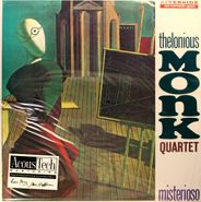 Thelonious Monk Quartet, Misterioso [Reissue, Remastered, 45rpm] (LP)