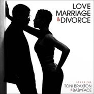 Toni Braxton, Love Marriage & Divorce (CD)
