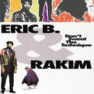 Eric B. & Rakim, Don't Sweat The Technique (CD)