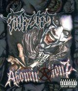 Twiztid, Abominationz [Madrox Version] (CD)