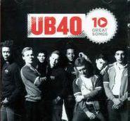 UB40, 10 Great Songs (CD)