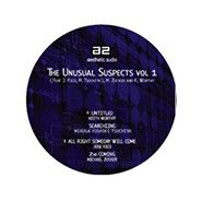 """Various Artists, The Unusual Suspects Vol. 1 (12"""")"""